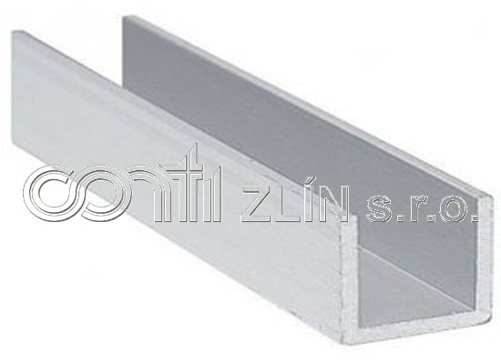 LED PROFIL CONTI U 15x15x2 mm